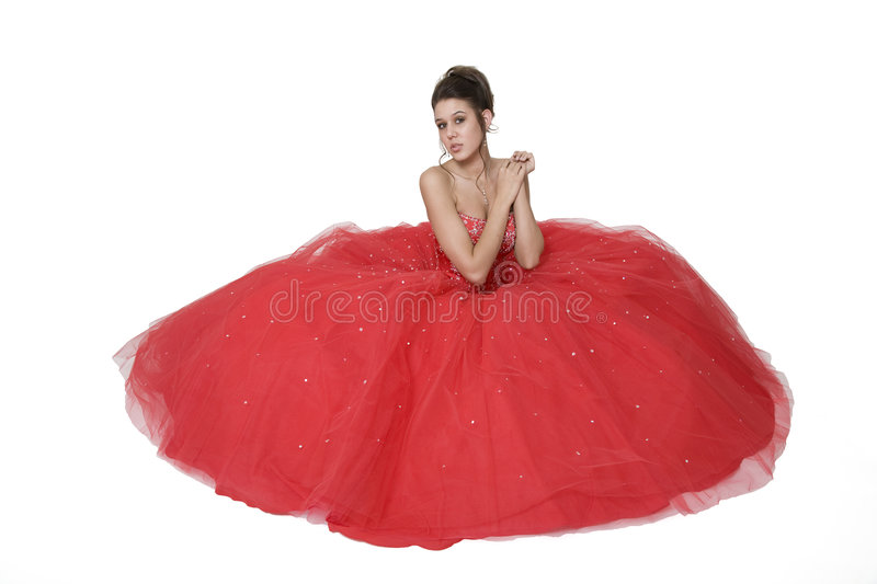 Belle of the Ball royalty free stock photography