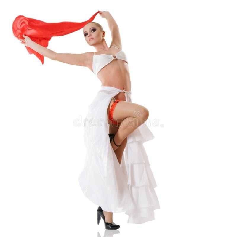 Belle ballerine photographie stock libre de droits