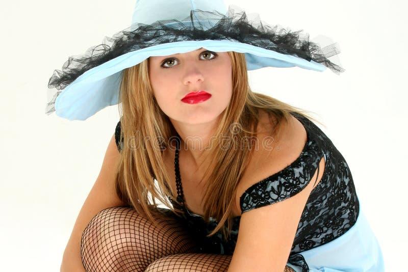 Belle barmaid photographie stock libre de droits