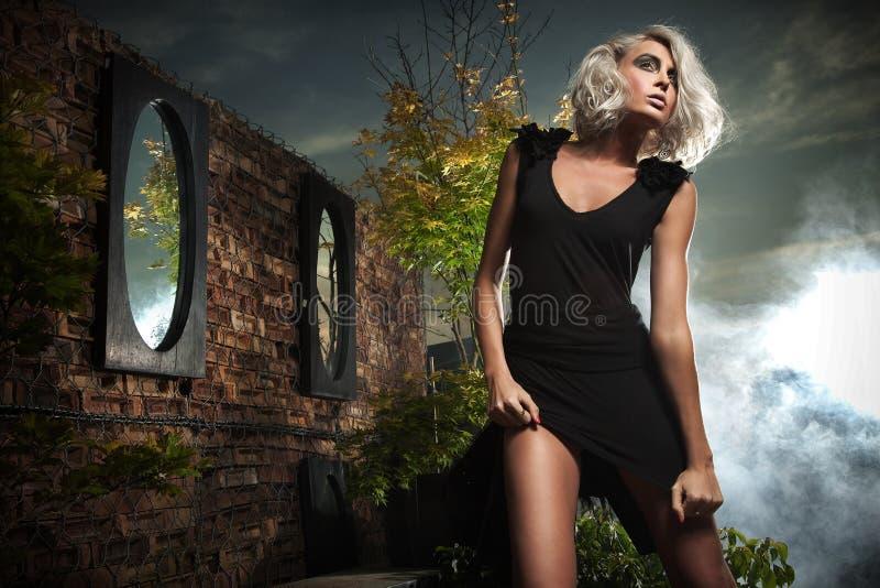 Belle blonde images stock