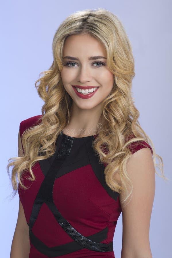 Belle blonde images libres de droits
