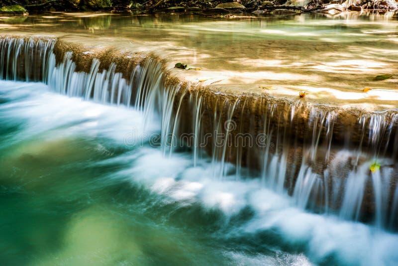 Belle cascate in Tailandia immagine stock