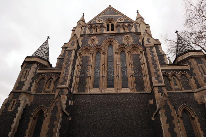 Belle cathédrale photo stock