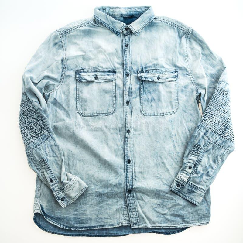 Belle chemise de mode d'hommes photographie stock libre de droits