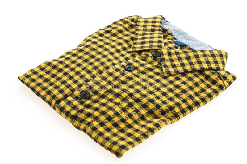 Belle chemise de mode d'hommes photo libre de droits