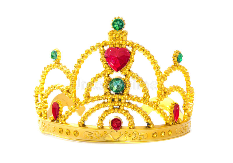 Belle couronne photo stock