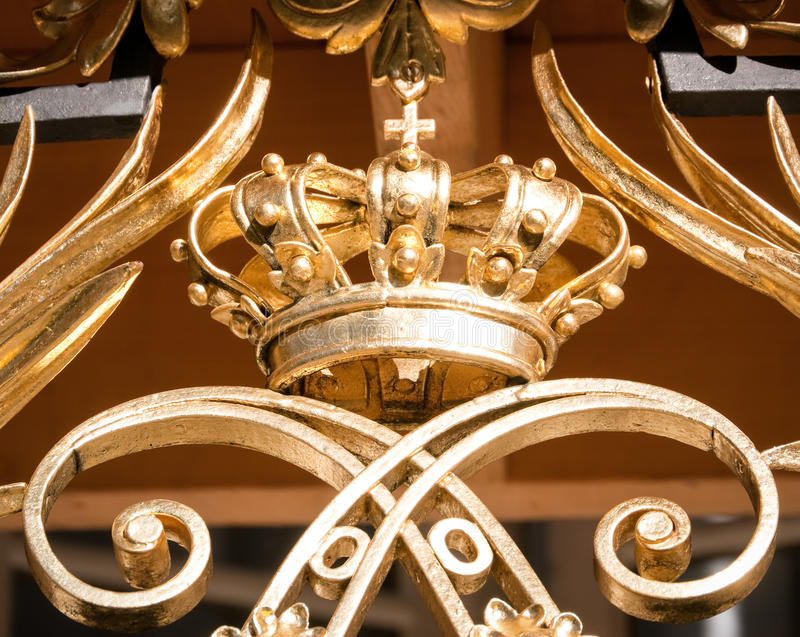 Couronne image stock