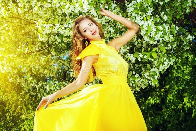 Belle dama fotografia royalty free
