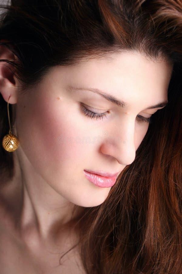 Belle femme 04 images libres de droits
