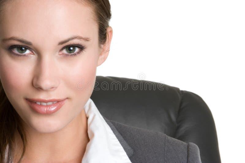 Belle femme d'affaires photos stock