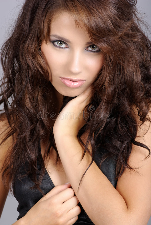 Belle femme sexy photos libres de droits