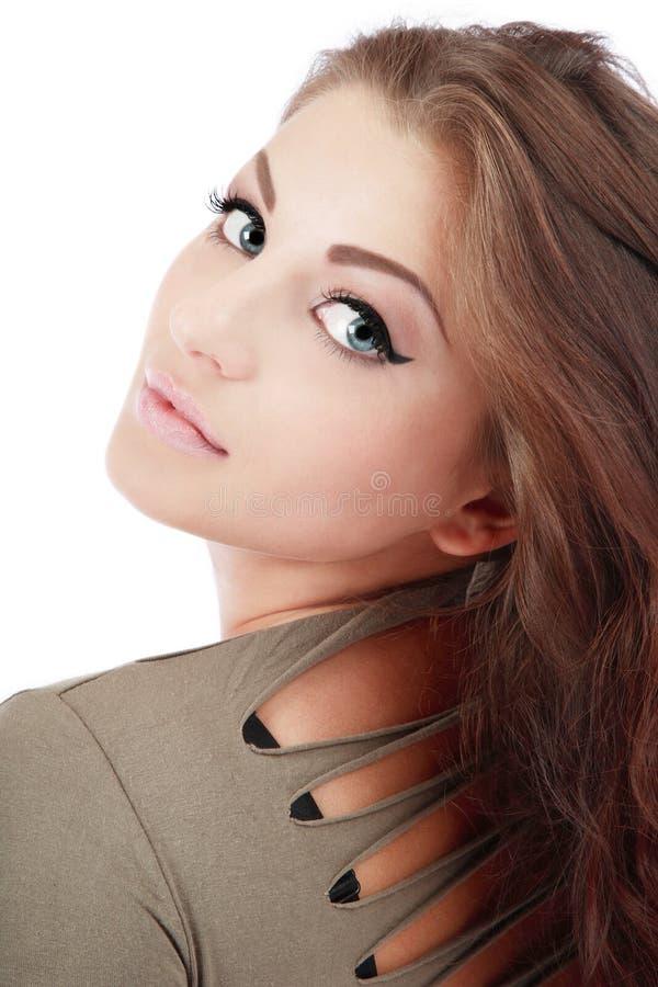 Belle fille photographie stock libre de droits