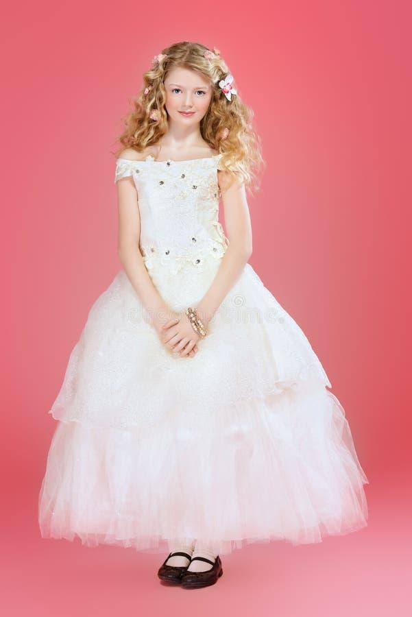 Belle Girl Stock Photo
