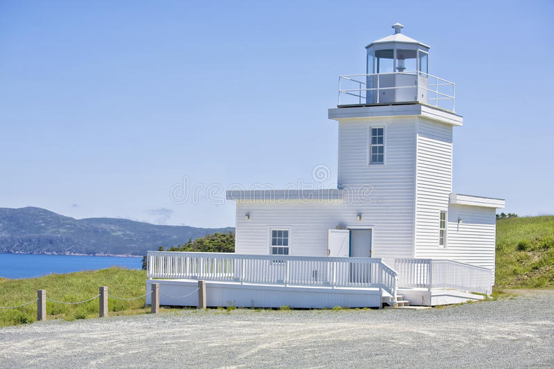 Download Belle Island Lighthouse stock photo. Image of beacon - 26499408