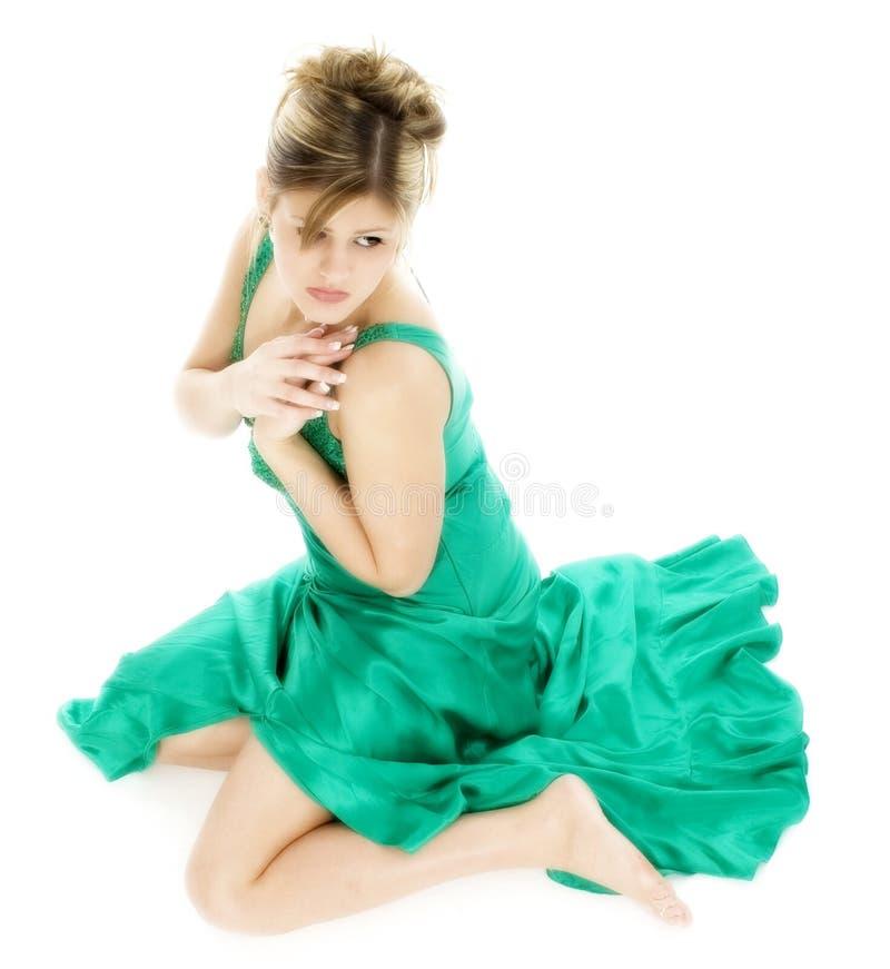 Download Belle jeune femme image stock. Image du prom, dix, complètement - 729653
