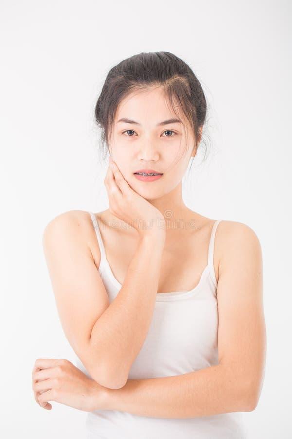 Download Belle Jeune Femme Asiatique Photo stock - Image du sain, sourire: 87705764