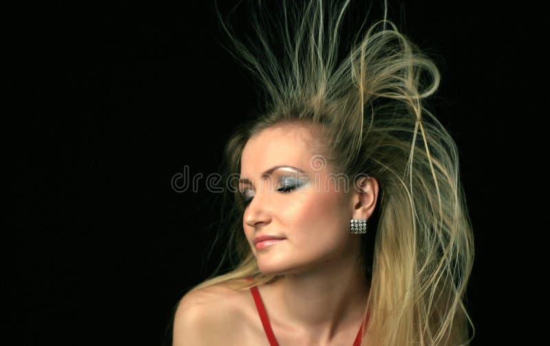 Belle jeune femme sexy photographie stock