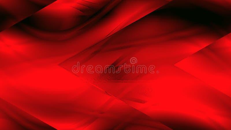 Belle ligne abstraite fond Lignes colorées papier peint Milieux d'illustration illustration libre de droits