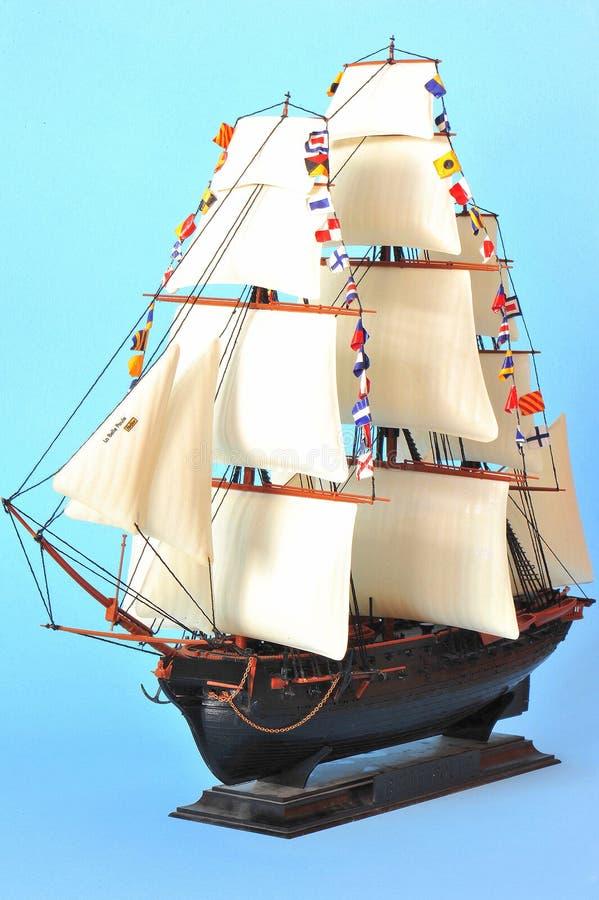 belle losu angeles modela poule żagli statek fotografia royalty free