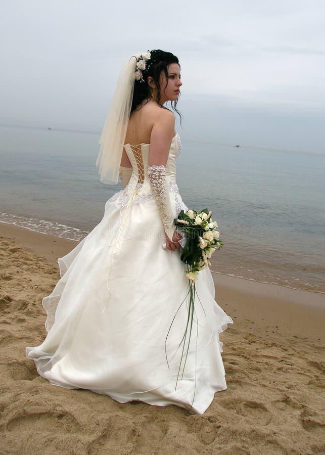 Belle mariée photo stock