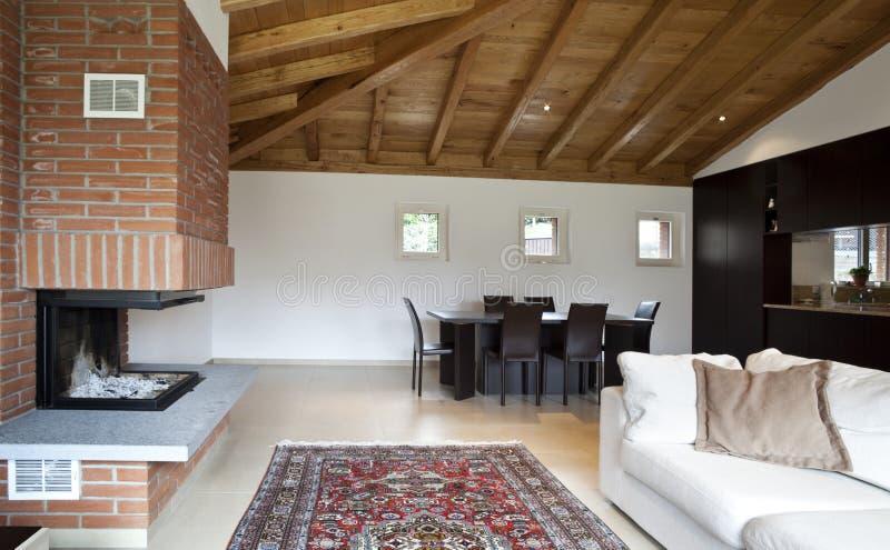 Belle nouvelle maison photographie stock
