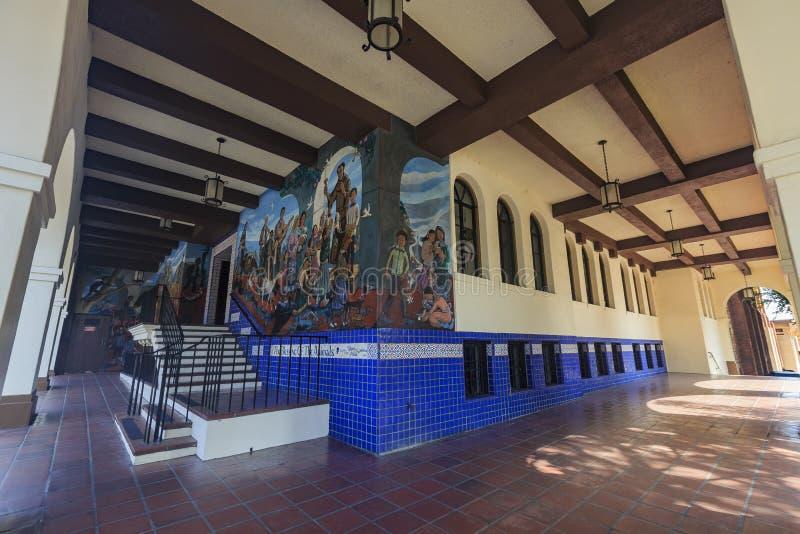 Belle Peinture Murale Espagnole Photo éditorial Image Du