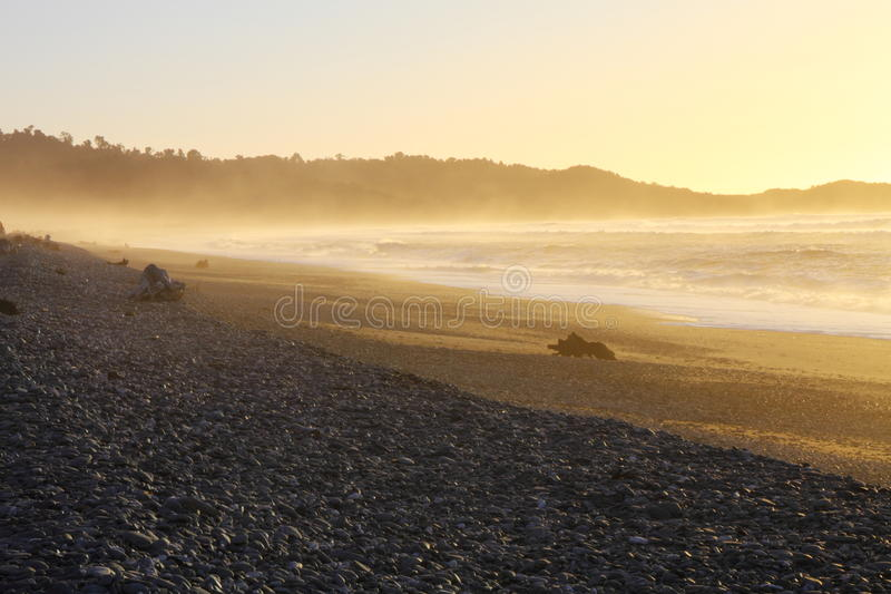 Belle plage images libres de droits
