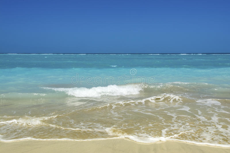 Belle plage photos stock