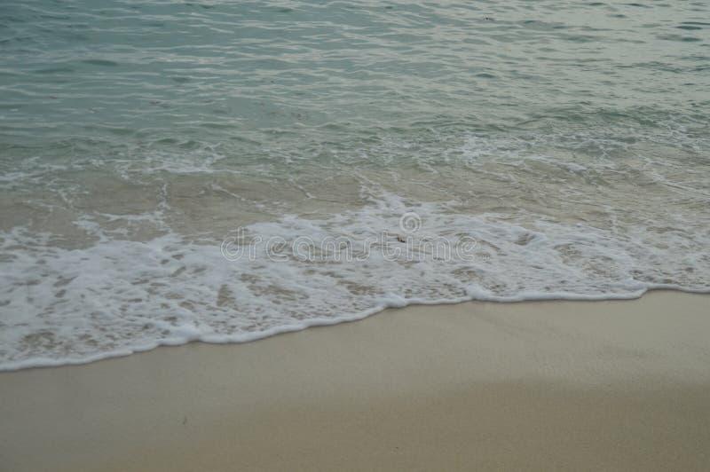 Belle plage des Seychelles image stock