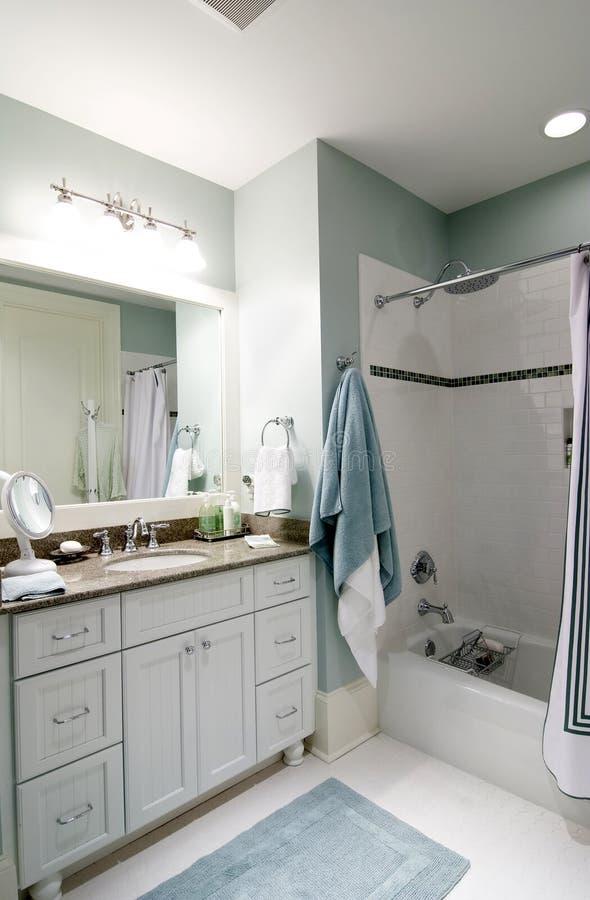 Belle salle de bains image libre de droits