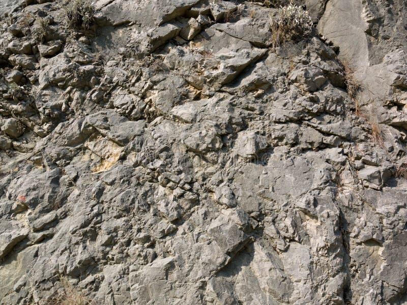 Belle texture de la montagne dans la réserve nationale Canyon d'Antalya Goynuk images libres de droits