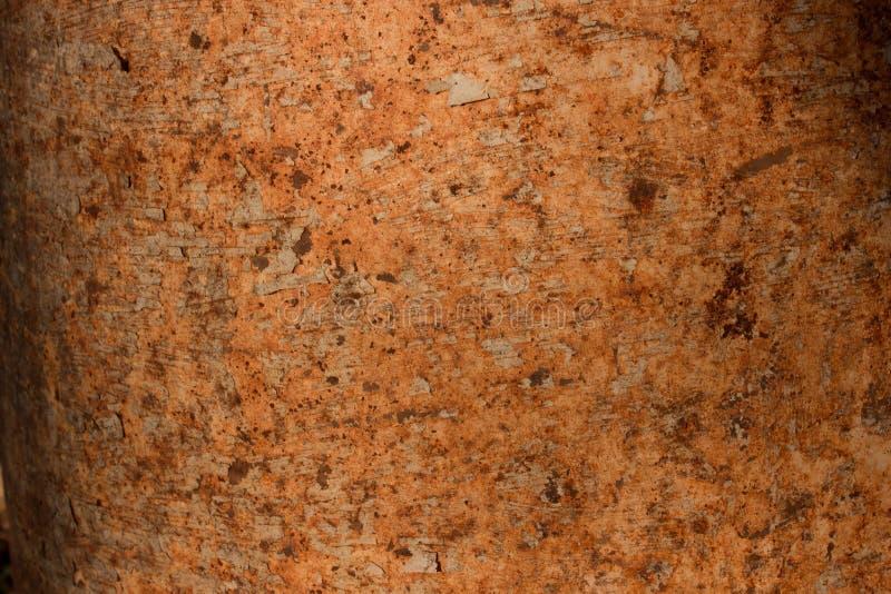 Belle texture de rouille en tant que fond de plaque métallique photos stock