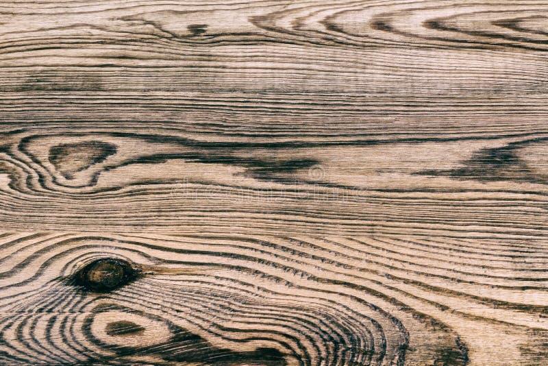 Belle texture de vieux bois superficiel par les agents image libre de droits