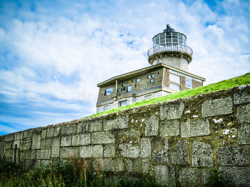 Belle Tout Lighthouse immagine stock
