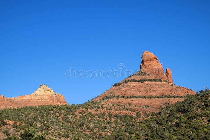 Belle viste di Sedona Arizona #1 fotografie stock libere da diritti