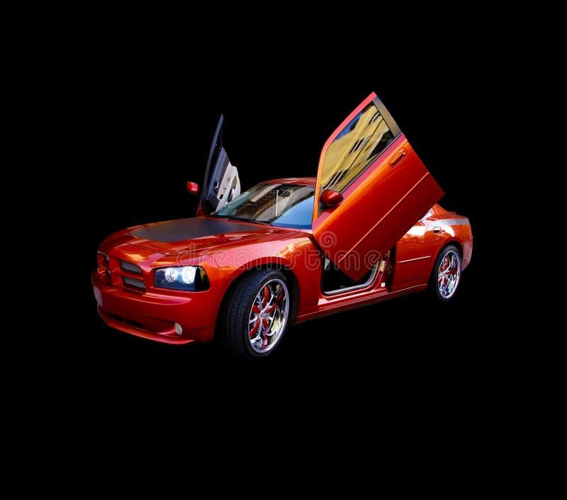 Belle voiture de sport rouge photo stock image 18109142 - Image belle voiture ...