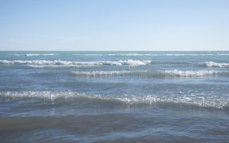 Belle vue de paysage marin photos stock