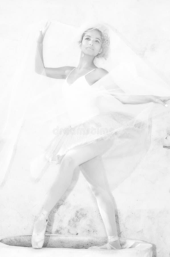 Bellerina imagen de archivo