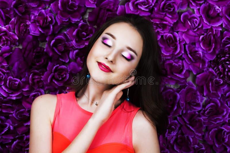 Belles fille/femme photographie stock