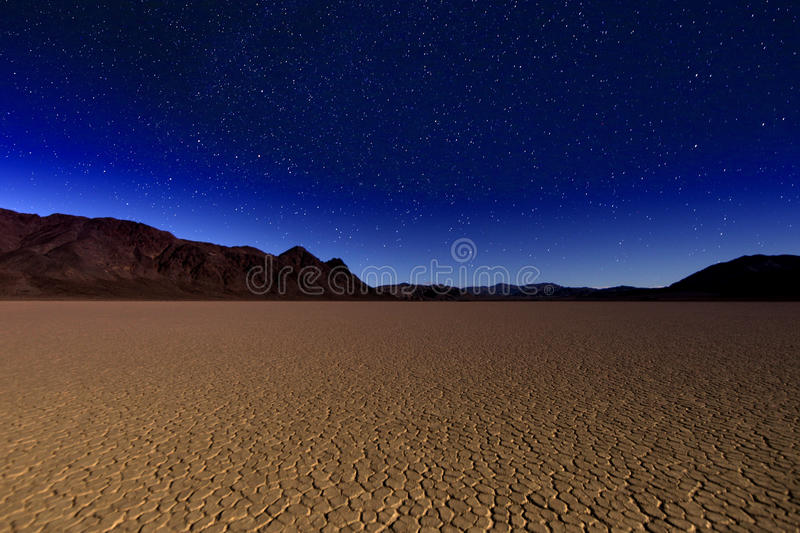 Belles formations de dune de sable dans Death Valley la Californie photographie stock