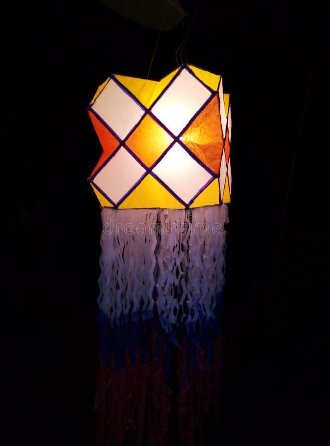 Belles lanternes dans Sri Lanka photos libres de droits