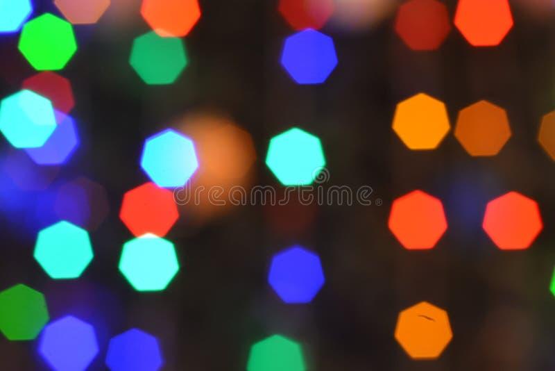 Belles lumières images stock