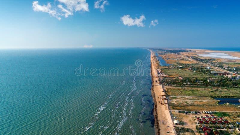 Belles mer et plage image libre de droits