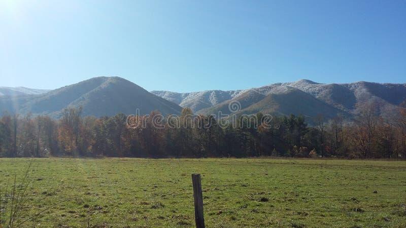 Belles montagnes 3 image stock