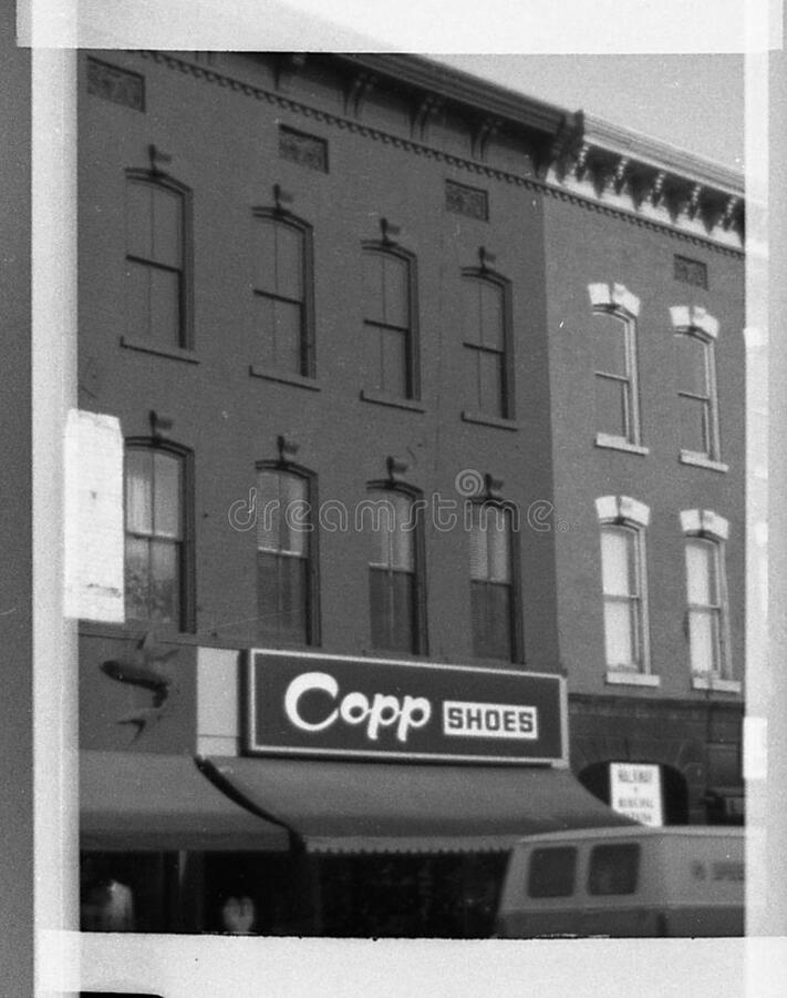 Belleville Storefront In 1970 Free Public Domain Cc0 Image