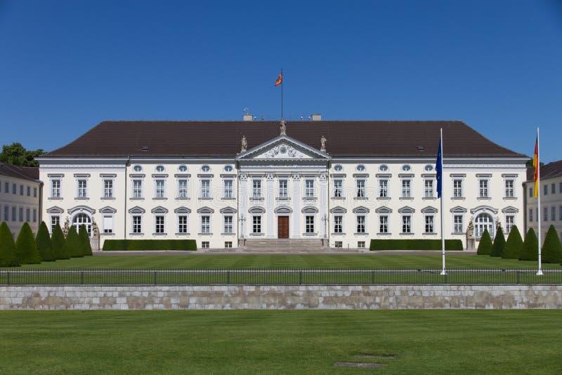 bellevue παλάτι του Βερολίνου στοκ εικόνες