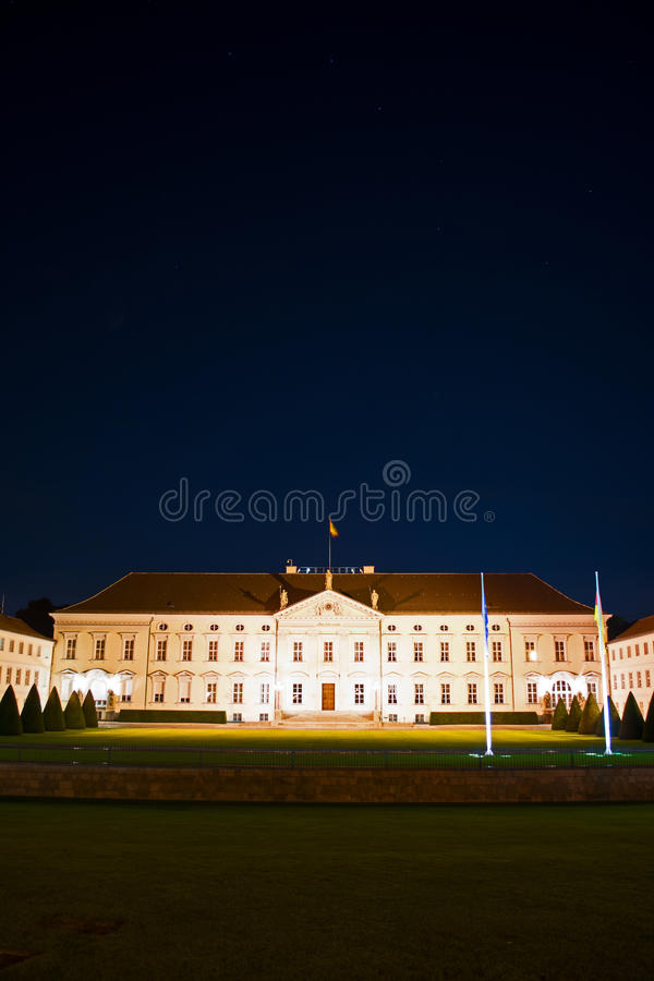 Bellevue Palace, Berlin royalty free stock image