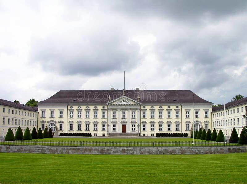 Bellevue Schloss em Berlim imagem de stock royalty free