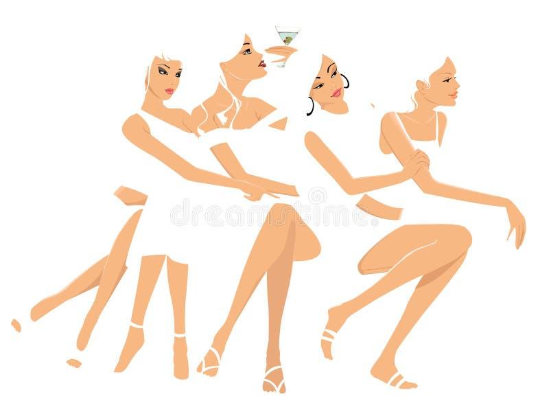Belleza libre illustration