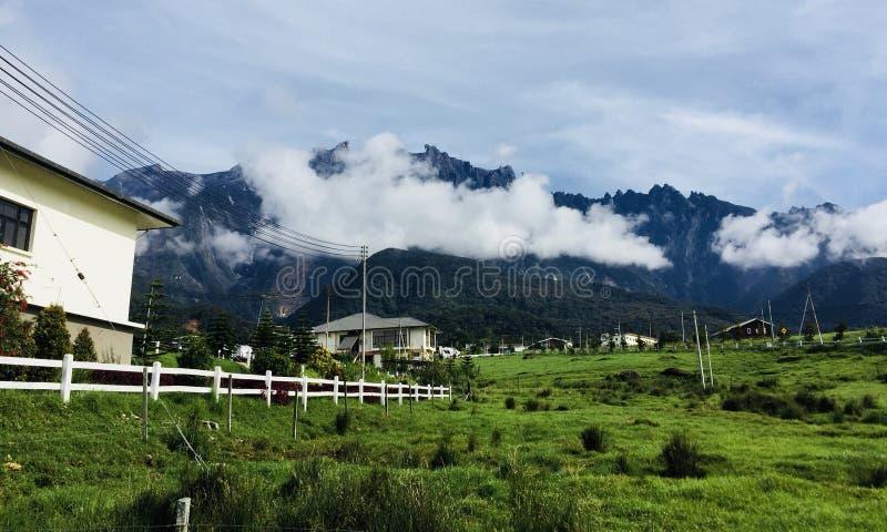 belleza de la naturaleza en montañas fotografía de archivo libre de regalías
